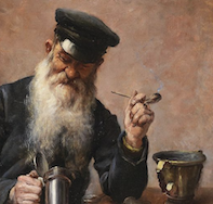 The Pipe Smoker's Lament by Dave Allen