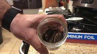 DIY Stoving Tobacco